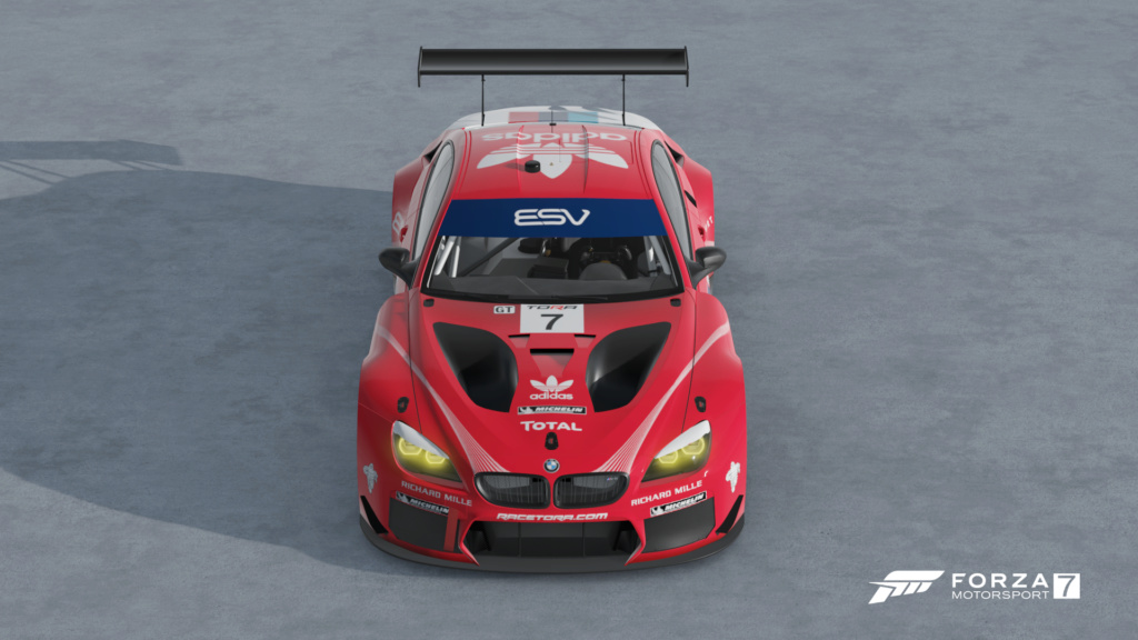 TORA 12 Hours of Silverstone - Livery Inspection Forza_14
