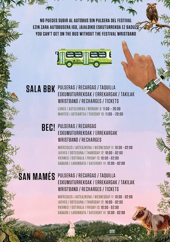 BBK Live 2018 (12-13-14 JULIO) // THIS IS THE WEEK, ENTRAMOS EN LA SEMANA! 36478210
