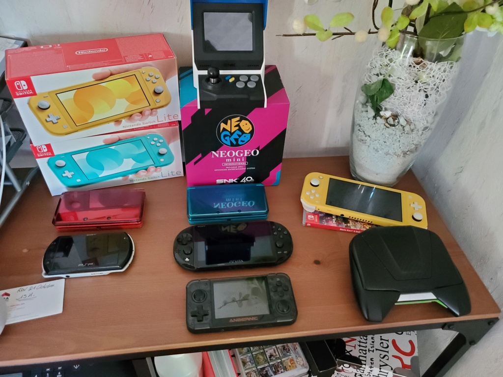Lot retrogaming 15875412