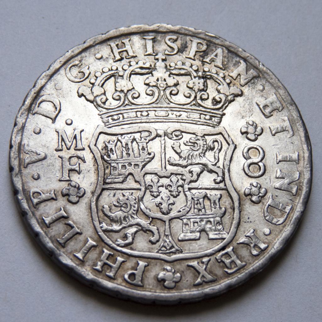 8 reales 1746 México. Opiniones P1030521
