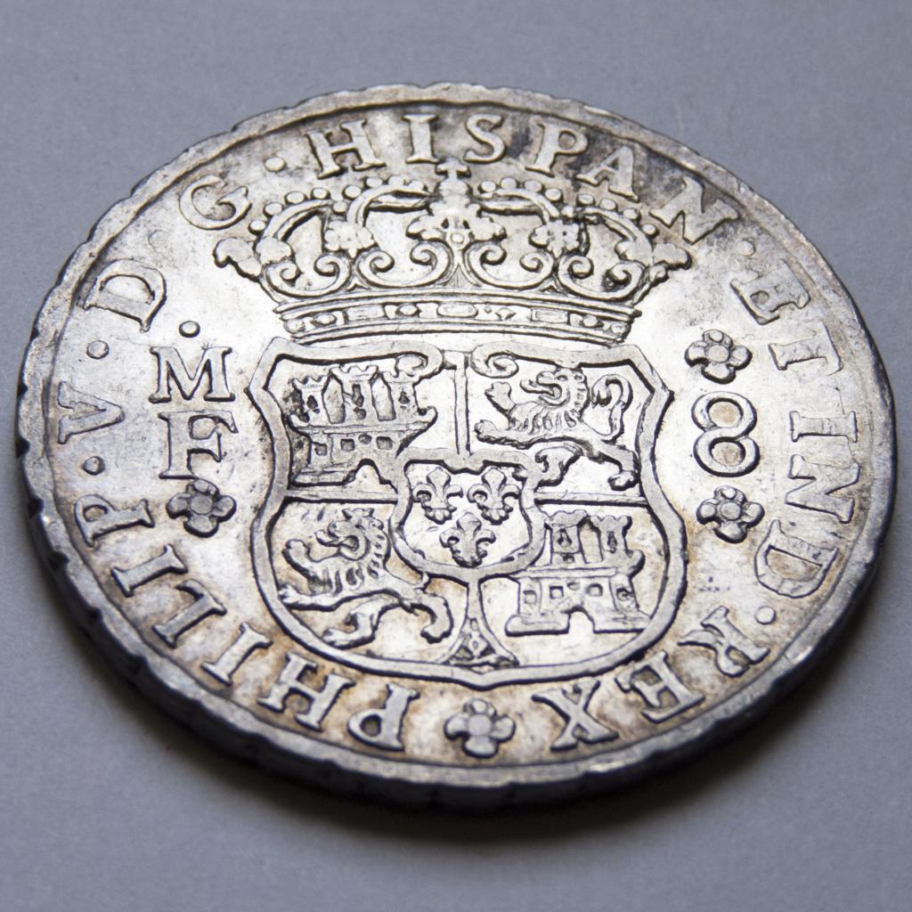 8 reales 1746 México. Opiniones P1030522