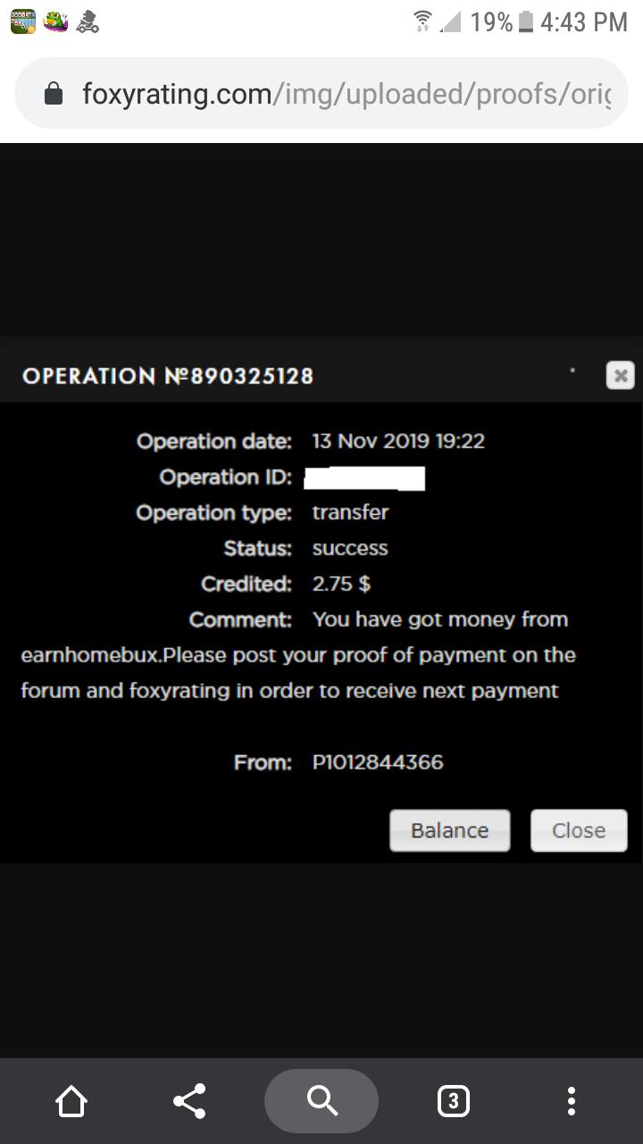 [PAUSADA] EARNHOMEBUX - 80% REFBACK - MÍNIMO 2$ - Recibido 13er. pago - Página 5 Screen15