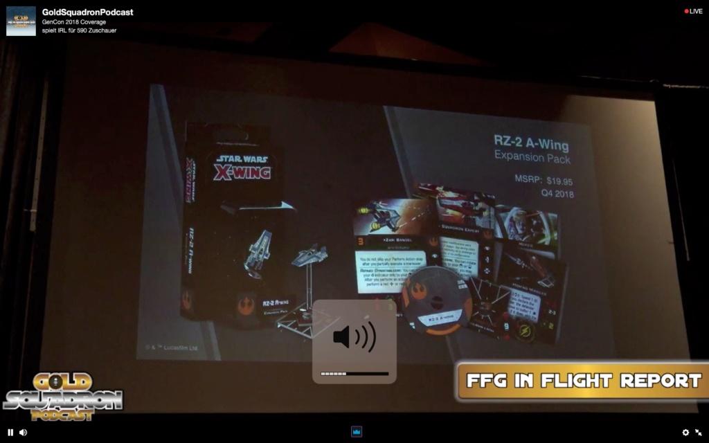 GenCon - X-Wing 2.0 News / Wave 2 / Clone-Wars Fraktionen Bildsc16