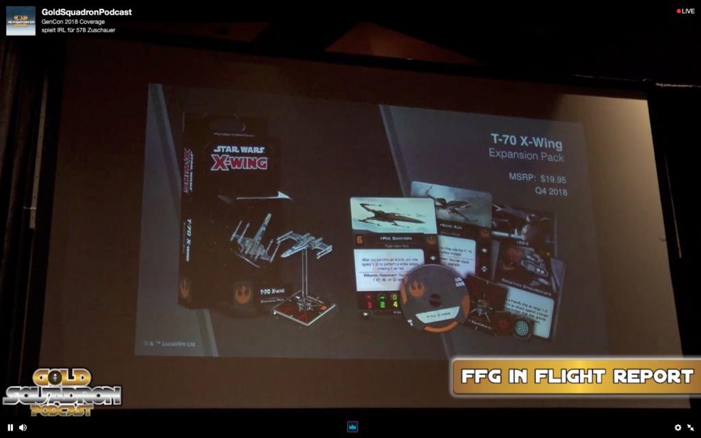 GenCon - X-Wing 2.0 News / Wave 2 / Clone-Wars Fraktionen Bildsc18