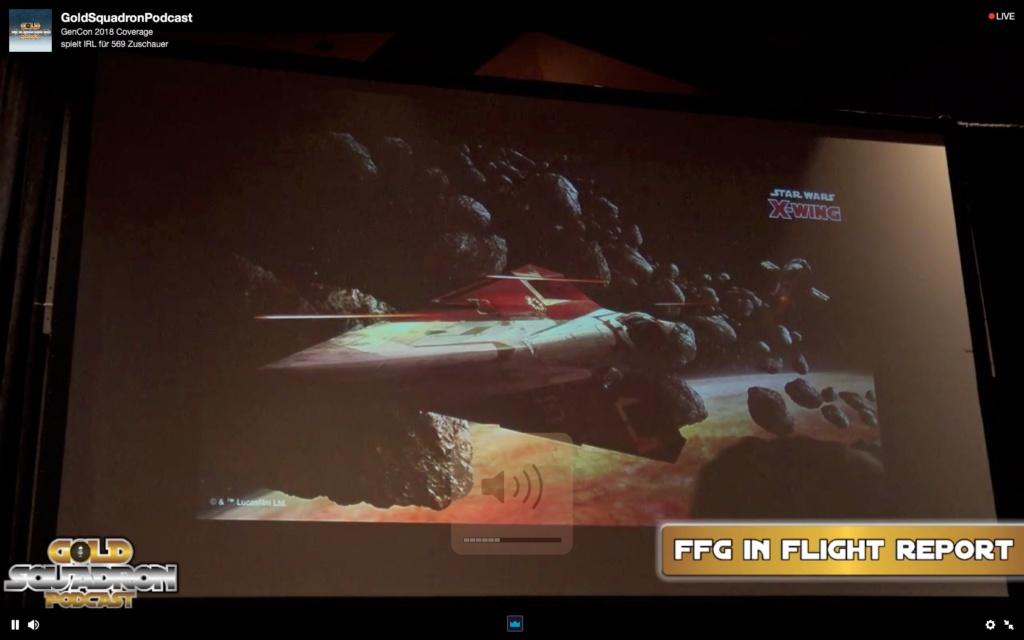 GenCon - X-Wing 2.0 News / Wave 2 / Clone-Wars Fraktionen Bildsc22