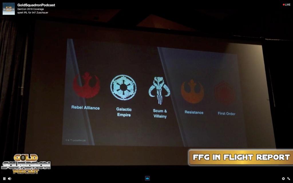 GenCon - X-Wing 2.0 News / Wave 2 / Clone-Wars Fraktionen Bildsc24