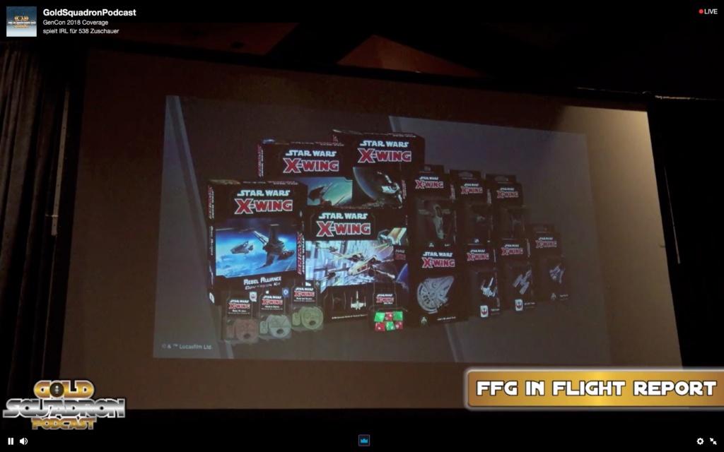 GenCon - X-Wing 2.0 News / Wave 2 / Clone-Wars Fraktionen Bildsc25