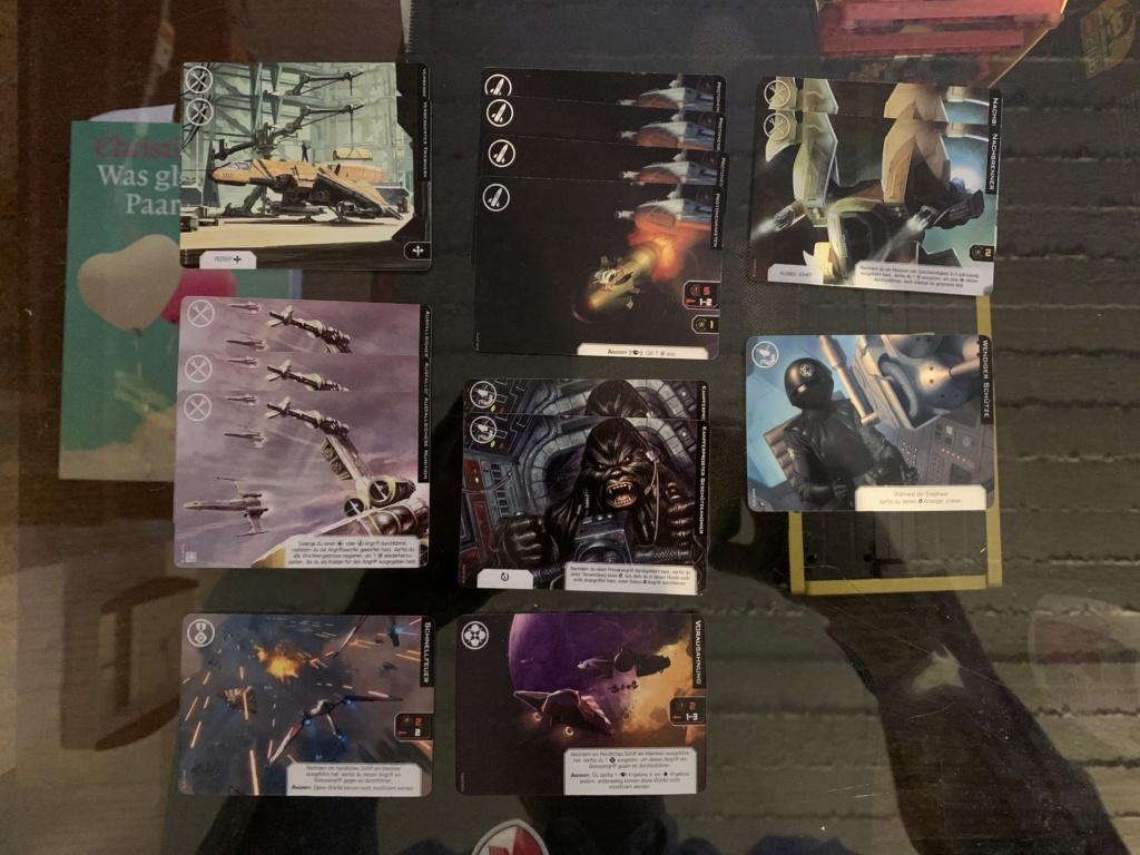 [Biete] X-Wing Promokarten und Promomaterial inkl. SC 2020  Img_0711