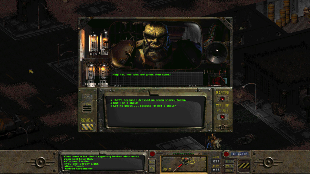 Fallout Screenshots XIII - Page 40 Scr00013