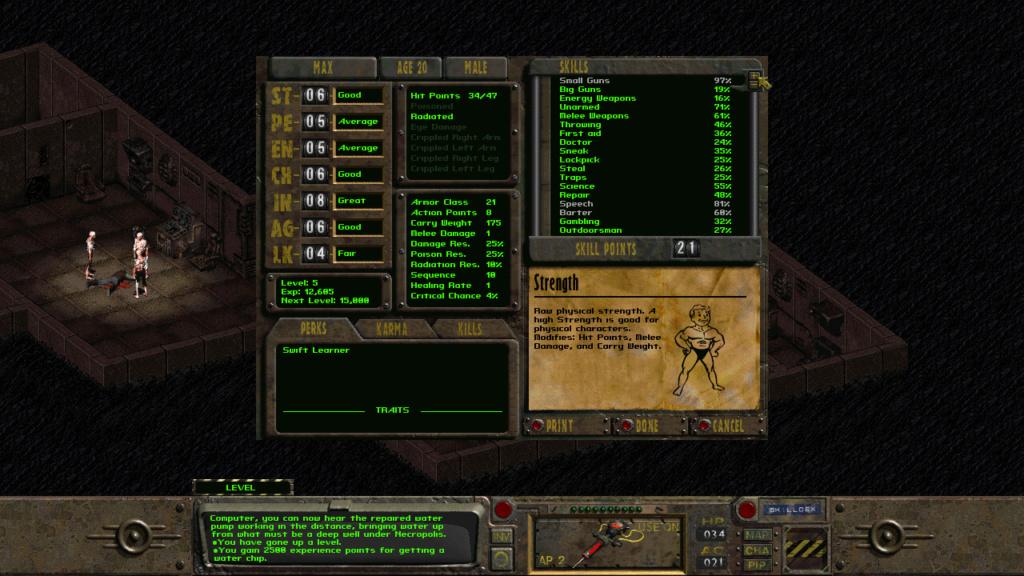 Fallout Screenshots XIII - Page 40 Scr00016