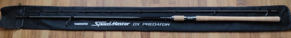 [VENDO] [PARI AL NUOVO] Shimano Speedmaster DX Predator 270H 115