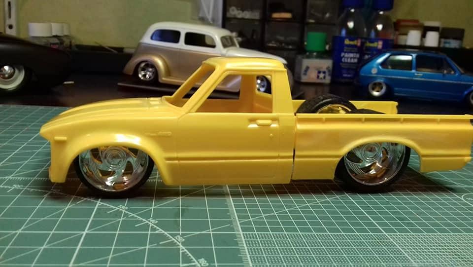 [AOSHIMA] Toyota Hilux RN30 00137