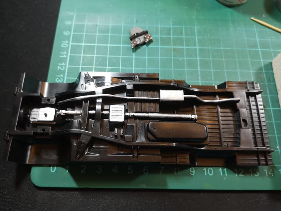 [AOSHIMA] Toyota Hilux RN30 0318