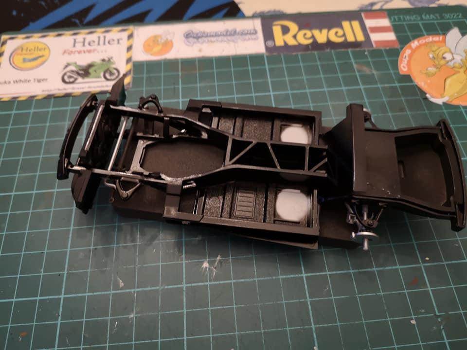 [AMT] dodge viper GTS coupe 03518