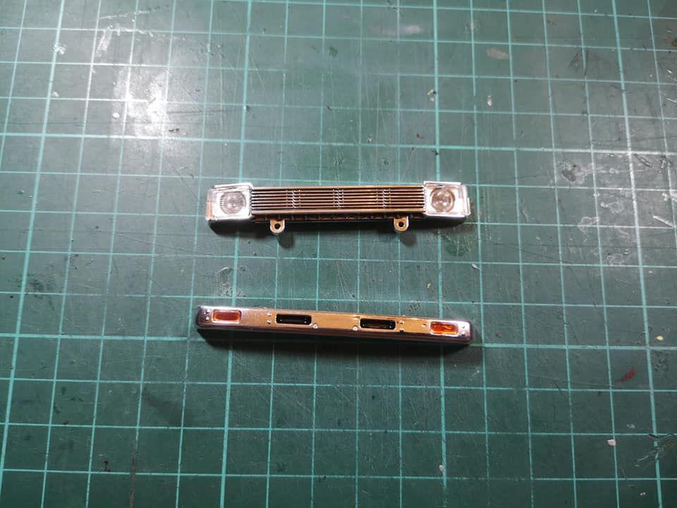 [AOSHIMA] Toyota Hilux RN30 0417