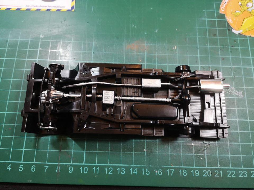 [AOSHIMA] Toyota Hilux RN30 0816