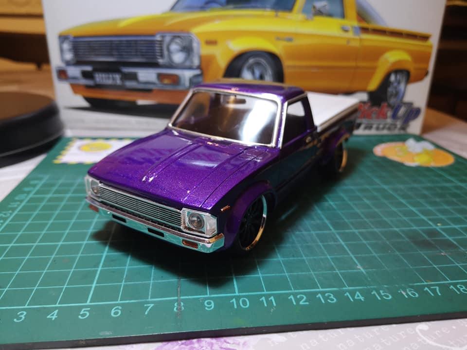 [AOSHIMA] Toyota Hilux RN30 1016