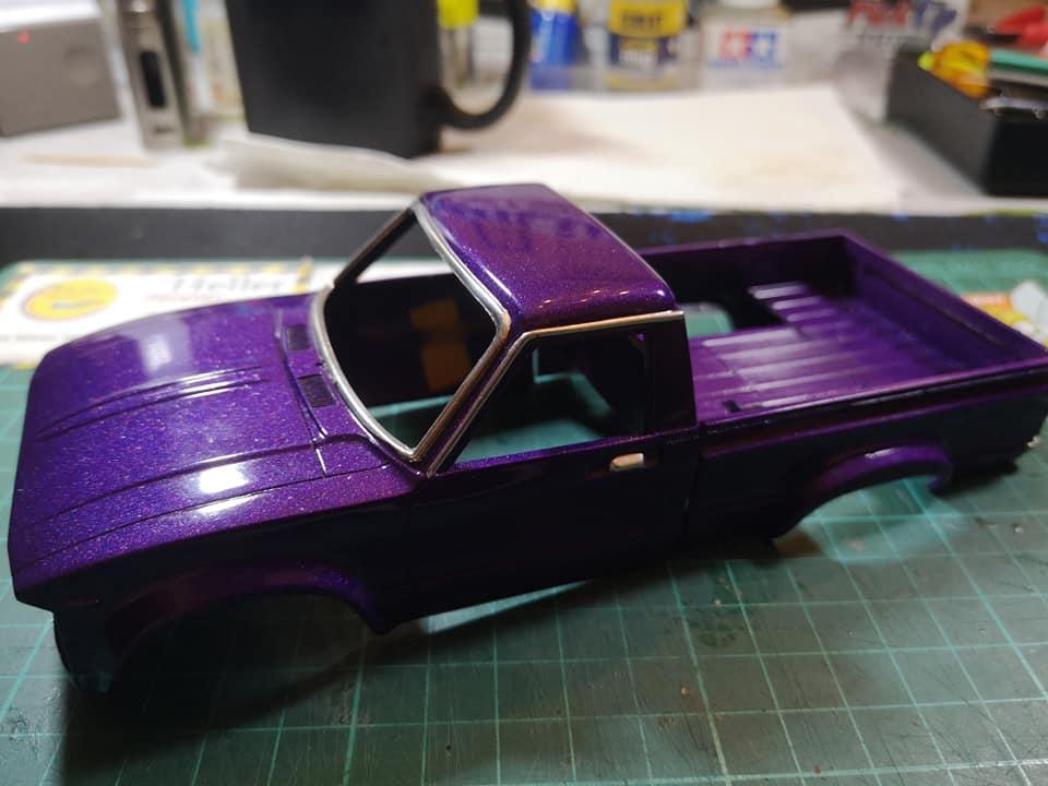 [AOSHIMA] Toyota Hilux RN30 1415