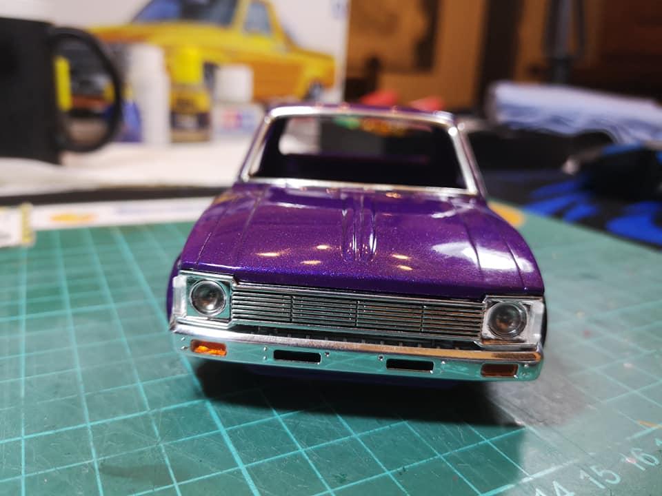 [AOSHIMA] Toyota Hilux RN30 1714