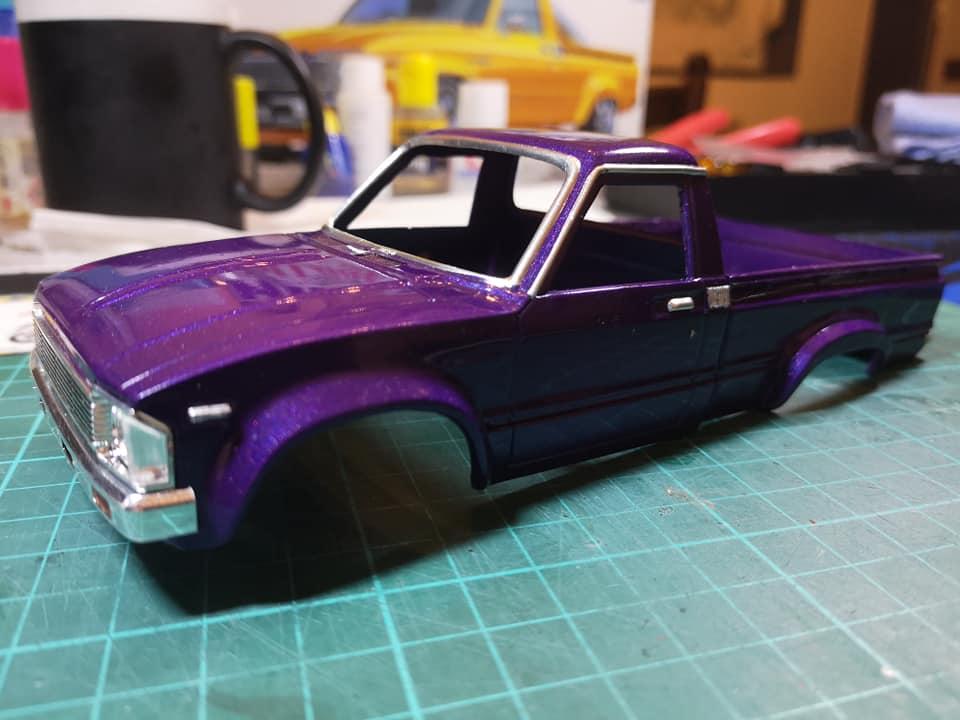 [AOSHIMA] Toyota Hilux RN30 1814