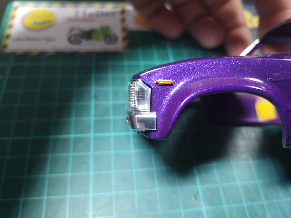 [AOSHIMA] Toyota Hilux RN30 2213