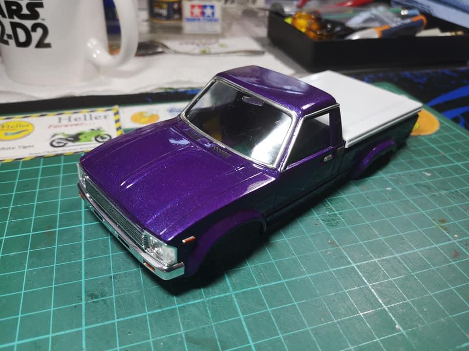 [AOSHIMA] Toyota Hilux RN30 2713