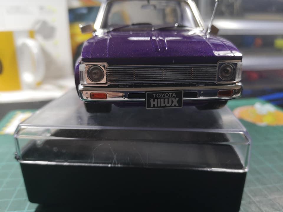 [AOSHIMA] Toyota Hilux RN30 3013