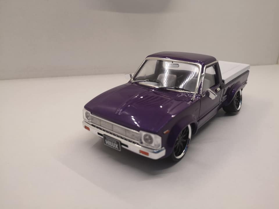 [ aoshima ] Toyota Hilux RN30 3312