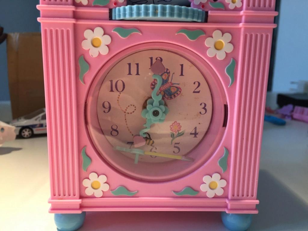 Réparation polly pocket Funtime Clock de 1991 38155410
