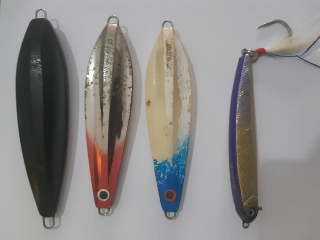 [Vendo] Nature boys- tackle house - Carpenter- molix - alle's lures- daiwa- river2sea-seaspin- mava 20190612
