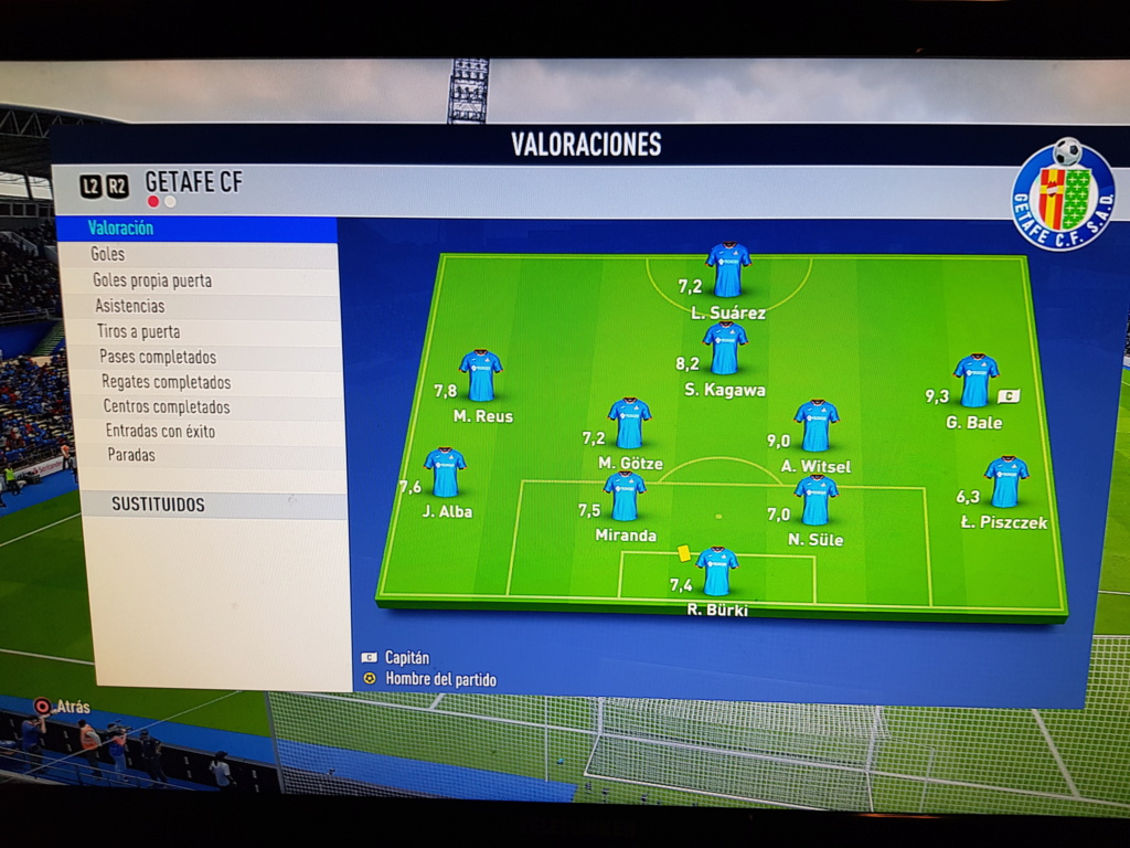 Amistoso Getafe 2-6 LA Galaxy, 08/01/2019 20190111