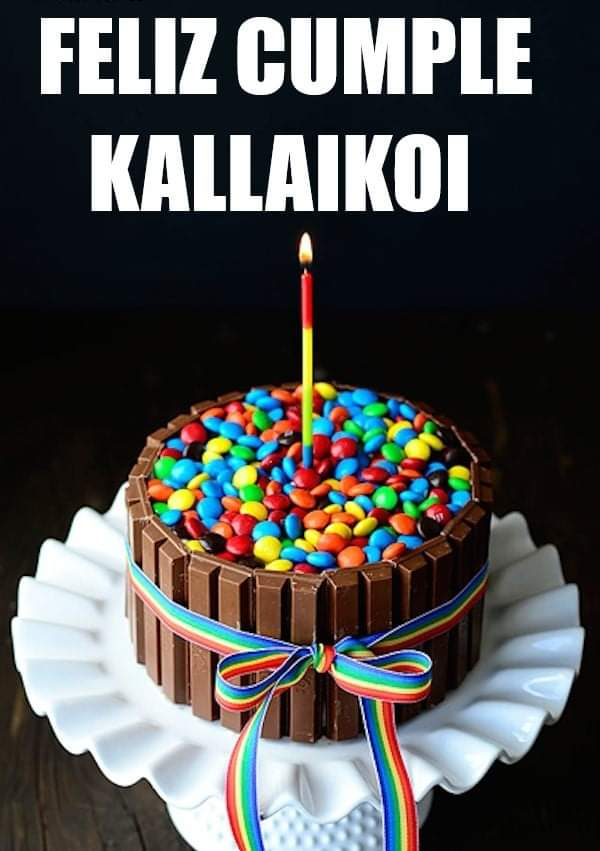 Feliz Cumpleaños, Kalla!! 15728410