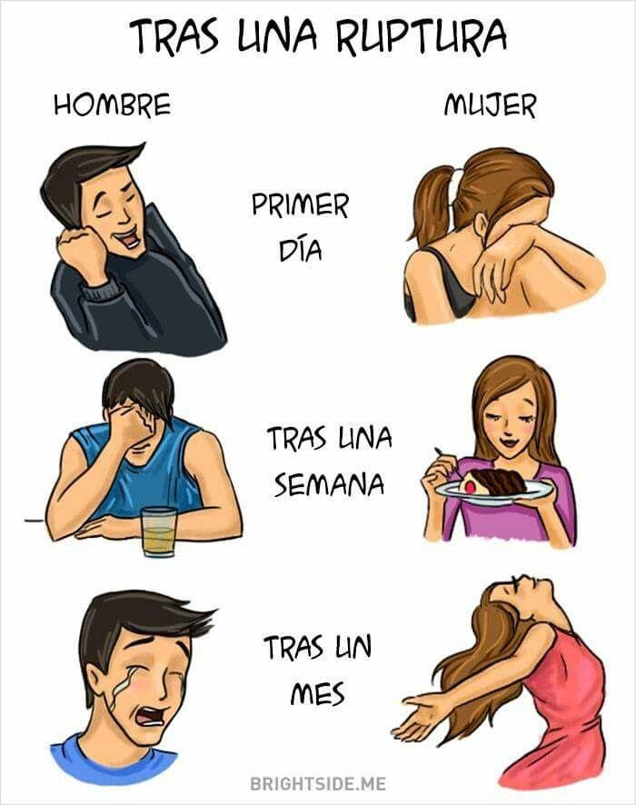 Mujeres VS Hombres 953c6610