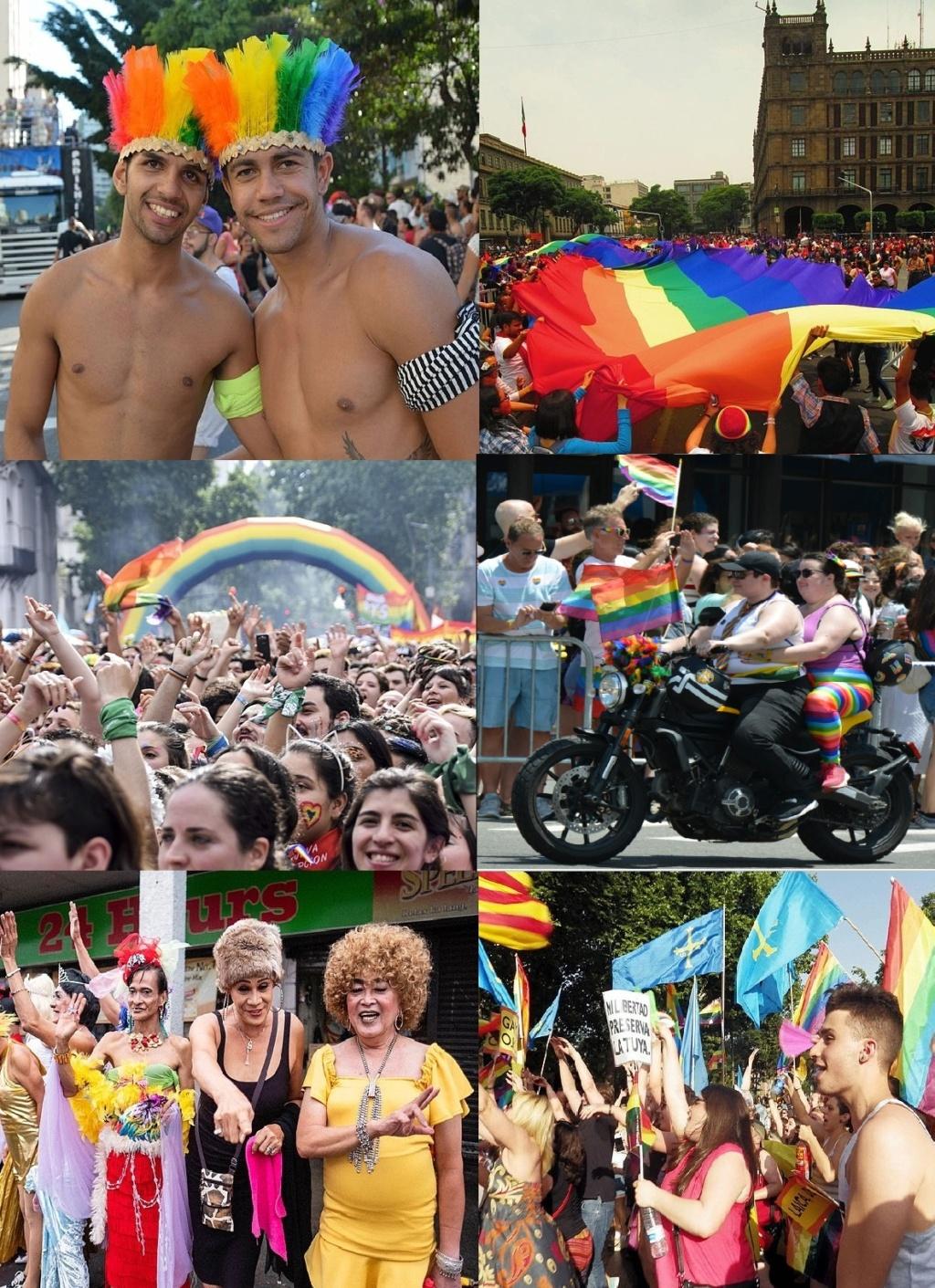 Estos días se celebra el orgullo gay Marcha10