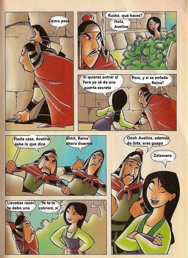 Viñetas Corazón Amarillo - Página 3 Mulan-10