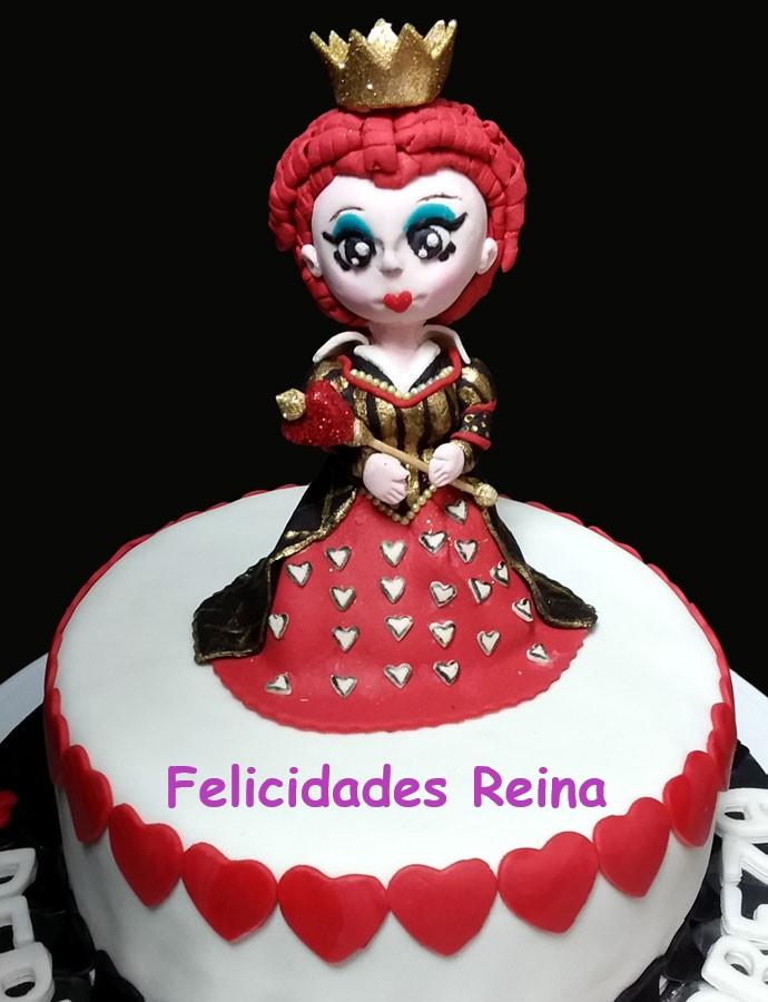 ¡Feliz cumpleaños, Reina! Pastel10