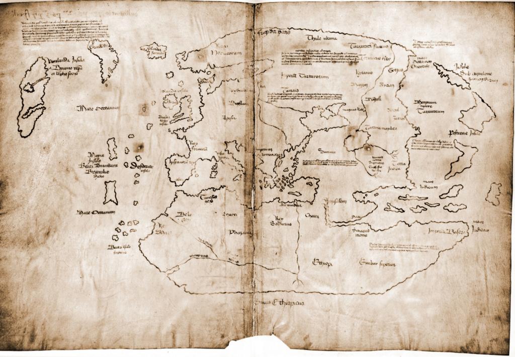 El mapa de Vinlandia es falso Vinlan10