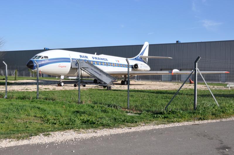 Sud-Est SE.210 Caravelle . Assemb11