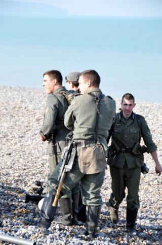 Opération. Jubilee - deux divisions Canadiennes a l'assaut de Dieppe  Dieppe14