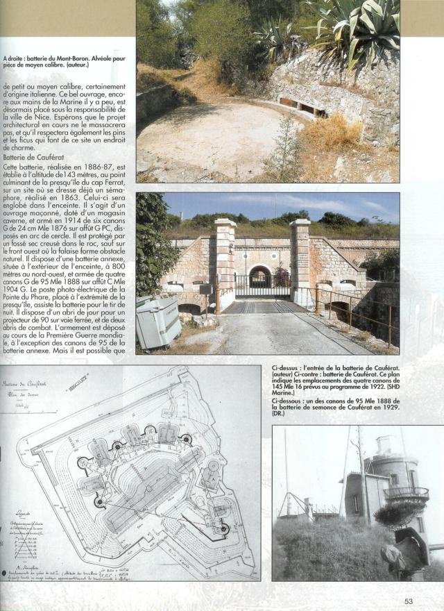 Batterie et projecteurs du cap Ferrat (Saint Jean, 06) - Page 2 Img1010