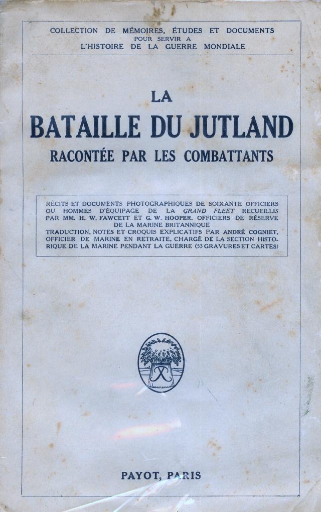 31 mai 1916 : Bataille du Jutland . Jutlan10