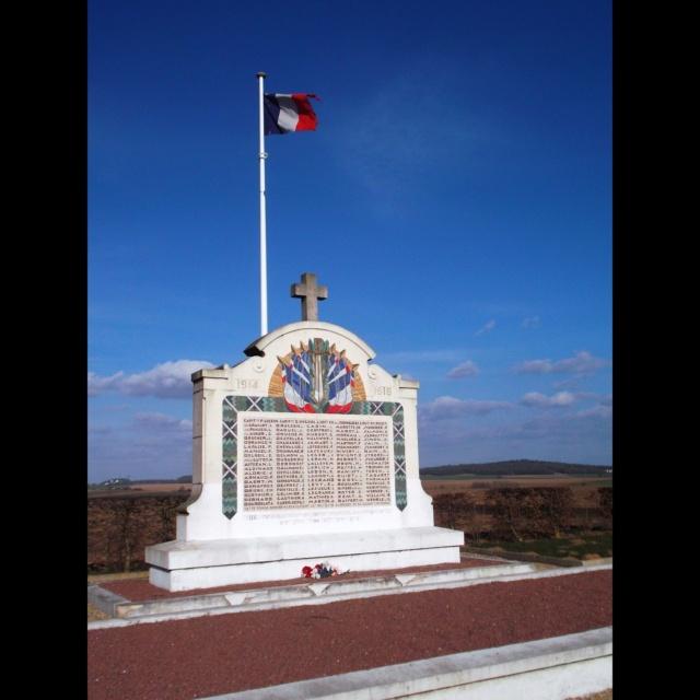 O5-sept - mort  du Lieut Charles Peguy - temoignage d'un soldat -  Panora10