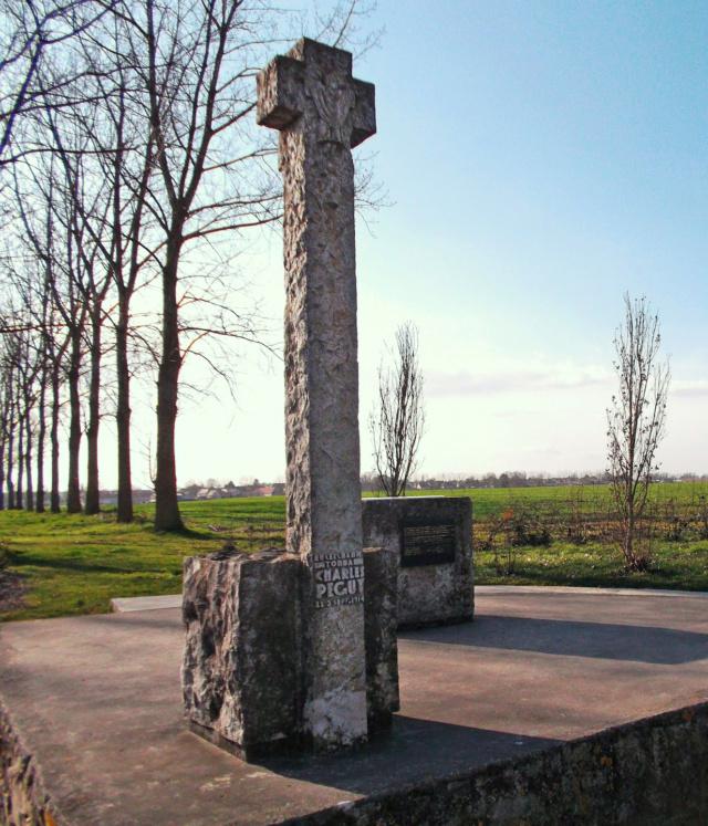 O5-sept - mort  du Lieut Charles Peguy - temoignage d'un soldat -  Pzoguy10