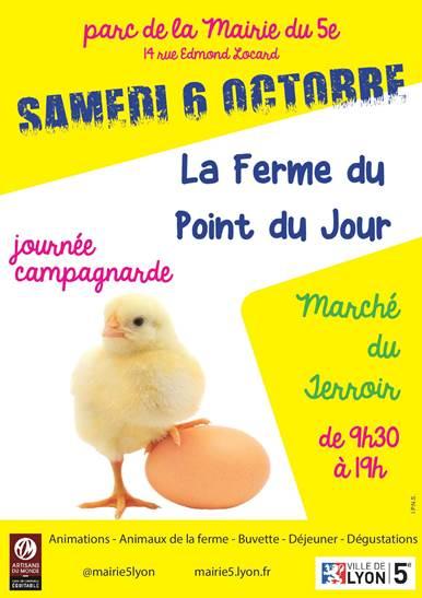 La mairie du 5ème arrondissement ouvre une ferme temporaire Lyon_510