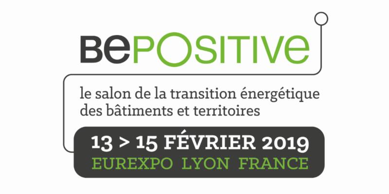 Lyon Eurexpo: BePOSITIVE, salon de la transition énergétique et numérique des bâtiments et des territoires Salon_10