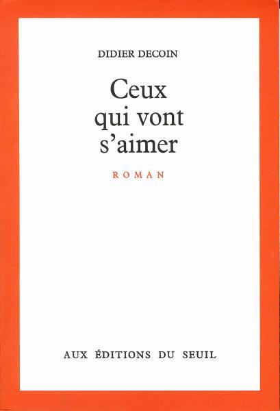 [Decoin, Didier] Ceux qui vont s'aimer 1214_c10