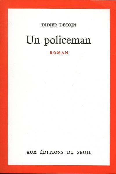 [Decoin, Didier] Un policeman 4222_c10