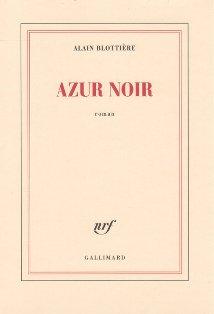 [Blottière, Alain] Azur noir Azur_n10