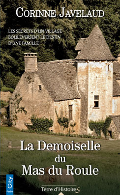 [Javelaud, Corinne] La Demoiselle du Mas du Roule Couv-m10