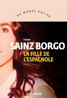 [Sainz Borgo, Karina] La fille de l'Espagnole  La_fil10